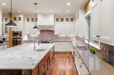 Kitchen Design or Bathroom Upgrade? Sparkle with New Countertops
